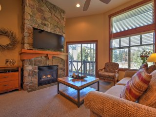 New! Ski-In/Ski-Out 2BR Solitude Condo - Mtn. View