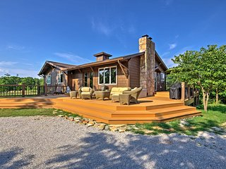 Sunrise Beach Home w/Deck&Grill on 5 Private Acres