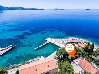 Guest House Daniela - Comfort Double Room with Sea View