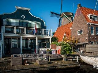 Zaanhof –Luxurious Amsterdam Zaanse Schans Loft