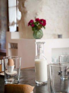 La Casa Cosy Original Les Halles Biarritz kitchen