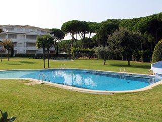 Precioso apartamento con piscina junto la playa!! Para 6 personas!!