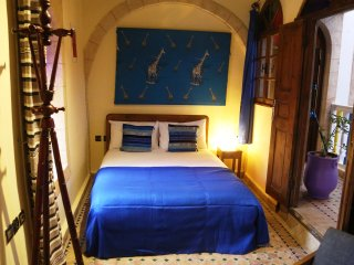 Riad AANBRA - CHAMBRE DOUBLE