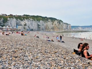 Apartment with 2 bedrooms in Dieppe, with WiFi - 200 m from the beach