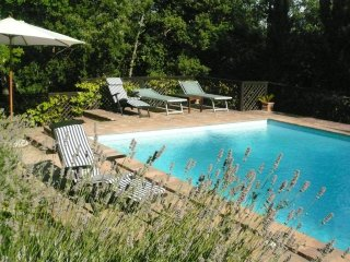 House with 2 bedrooms in Mensano, with pool access and WiFi