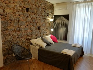 Studio in Catania, with wonderful city view and balcony - 3 km from the beach
