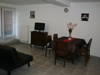 House with one bedroom in Kintzheim, with WiFi - 20 km from the slopes