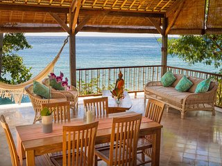 Villa Pura Maia - Beach Front & Private Pool