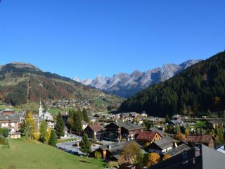 Rental Apartment Le Grand-Bornand, 1 bedroom, 5 persons
