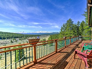 New! Spacious 5BR House w/Unobstructed Mtn. Views!
