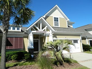 ClearWater Bay-Townhouse in Barefoot Resort-Golf, Pools, Shopping, Adventures