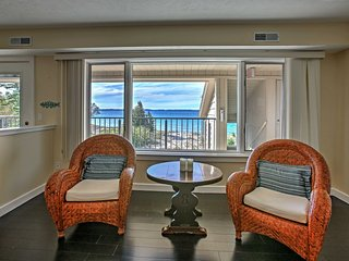 Beachfront Elk Rapids Condo w/ Pool & Bay Views!