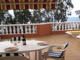 Acogedor con amplia terraza