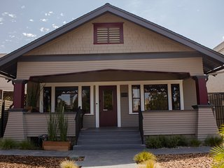 Essex House Bungalow, a completely remodeled two master suite Craftsman Bungalow