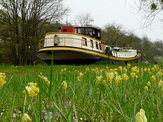 Luxury houseboat in the heart of Bruges