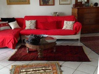 Casa Silvia, elegante appartamento sul mare a Serapo