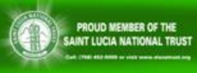 We are members of the St.Lucia National Trust and we can show our guests the around  heritage sites