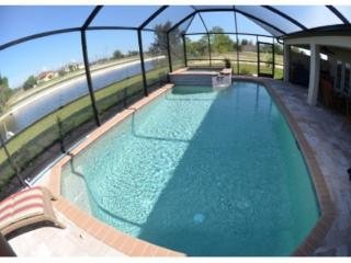 LARGE HEATED POOL with Jetted WHIRLPOOL