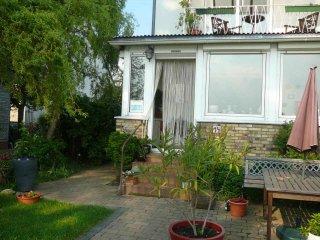 Haus mit Rheinblick für 5 Personen