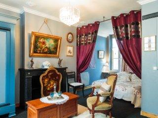 BAYEUX CENTRE HISTORIQUE chambre la Secrète Hôtel le Clos de la Chapelle Spa