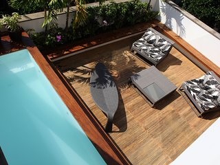 Rio132-Luxury 4 Bedroom Penthouse with private pool in Leblon (Dias Ferreira)