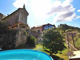 Ref. 10803 Casa rústica en el corazón de las Rías Baixas
