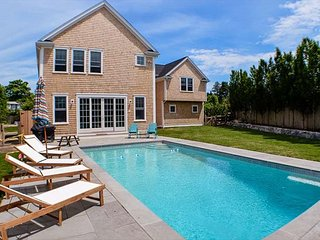 CUSTOM BUILT HOME WITH POOL NEAR EDGARTOWN GOLF COURSE