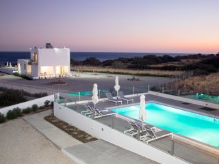 Gennadi Aegean Horizon beachfront Villa