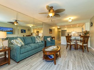 Kamaole Sands #4-105 1Bd/2Ba Ground Floor, Full A/C, Great Location, Sleeps 4