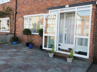 16 SECOND AVENUE, two bedrooms, enclosed garden, close to the sea, in