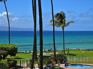 $139 SPECIAL 4/18 to 6/12/18 Best ocean view unit at Papakea. Sleeps 4.