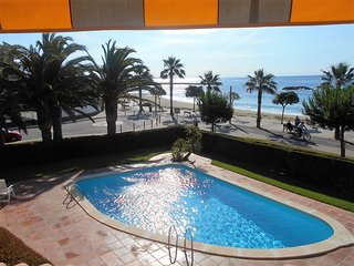 137B En 10 linea de playa vistas panoramicas al mar, PISCINA, PARKING