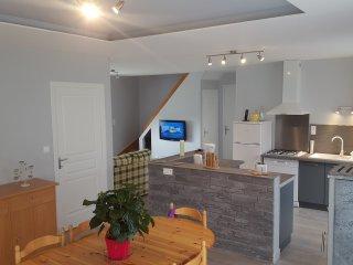 Appartement meuble 3 etoiles 'tsavou'