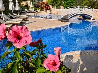 Apartment Serce at Asfiya Retreat with private pool