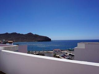 Alquiler apartamento con terraza con vistas mar
