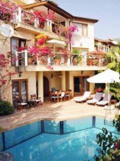 Villa Barinak and pool