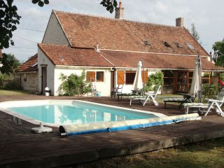 Traditional French Farmhouse