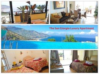 The San Giorgio Luxury Apartment with Pool & WiFi.