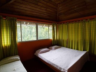 OUTBACK COORG HOMESTAY-Bedroom 1