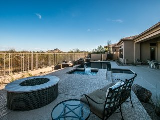 Legend Trail Oasis / Scottsdale AZ / Private Home / New Heated Pool & Spa