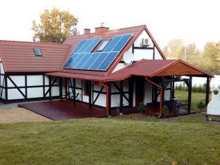 Ferienhaus an der Ostsee Polen Dabki Bukowo Morskie