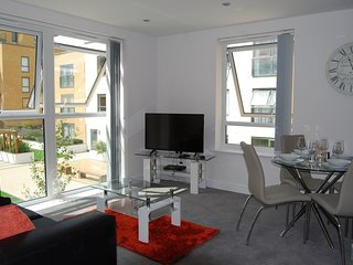 Nightingale House Kennet Island Serviced Apartment by Ferndale