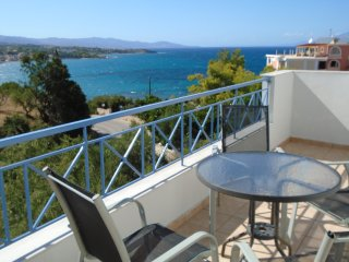 Sea View Villa - charming property with panoramic views over Tsilivi Bay