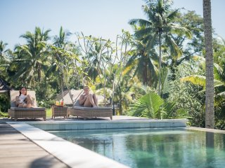 Villa at Ubud (Double Room 1)