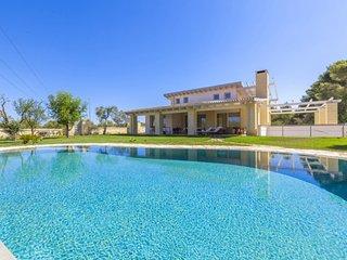 Nuovo appartamento in villa con piscina a Lecce