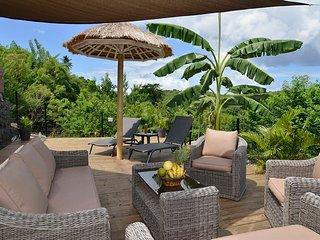 TY KAZ KREOL  : bungalows tout confort et cosy