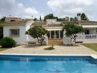 Beautifull villa near beach - Marbella