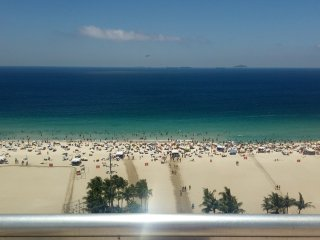 Venha desfrutar do melhor point de Copacabana