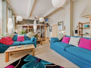 Glasgow Merchant City Luxury Apartment