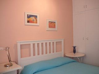 In the center of Heraklion, Charming stone built apartment.